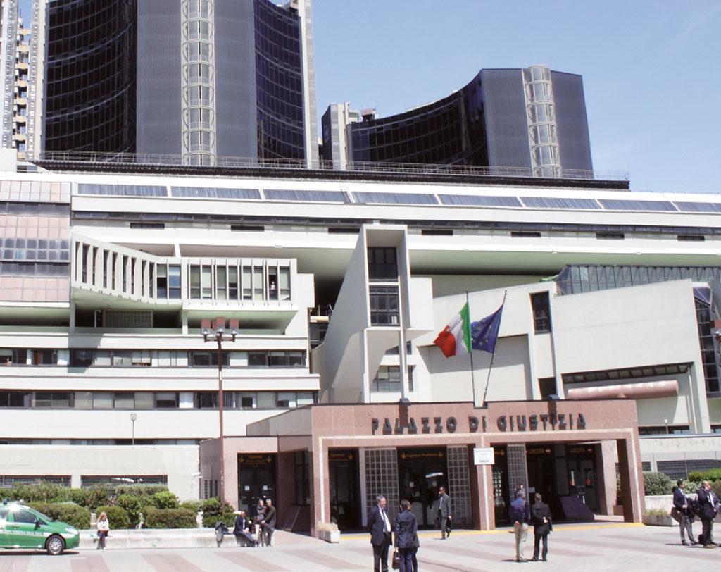 Palazzo Della Giustizia Napoli 1 Cosap Consorzio Stabile Appalti